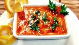Şehriye Çorbası Tarifi (Anne çorbası)