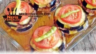Yuvarlak Dilimli Patlıcan Yemeği Tarifi