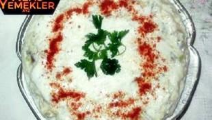 Yoğurtlu Patlıcan Közleme Tarifi