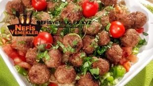 Patlıcan Söğürmeli Kebap Tarifi
