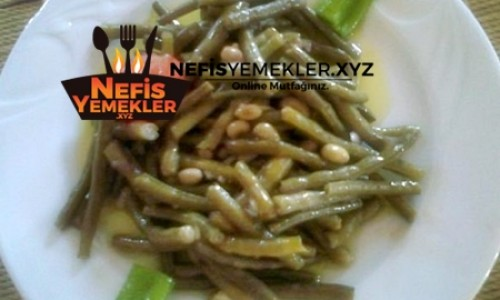 Zeytinyağlı Börülce Salatası Tarifi