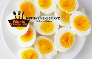 Haşlanmış  Yumurta Tarifi